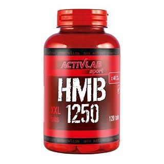 Activlab HMB 1250 XXL Tabs (120 Tabs), 1er Pack (1 x 170,40 g)