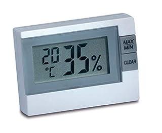 TFA Dostmann Digitales Thermo-Hygrometer, 30.5005, zur Raumklimakontrolle (B000Z6JN7K) | Amazon Products