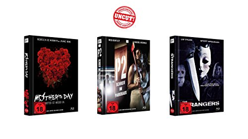 Psycho-Horror - Mediabook Bundle