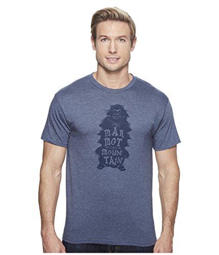 marmot-wooly-short-sleeve-camiseta-hombre-navy-heather-large