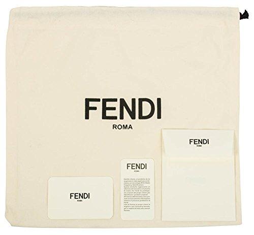 schwarz Mini Umhängetasche tiffany FENDI Pouch xXw8fR6Wq