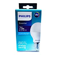 Philips ESS LED Bulb 7W E27 6500K 230V, 1