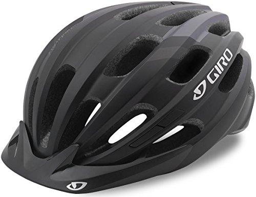 Giro Hale Jugend Fahrrad Helm Gr. 50-57cm schwarz 2018