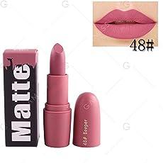 miss rose creme lipstick bullet shade -48 beeper