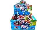 Jolly Rancher Lollipops x25 (Green Apple, Cherry, Pink Lemonade and Watermelon)