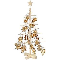 xmas3 SKU201 árbol de Navidad S 75, Color