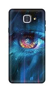 ZAPCASE Printed Back Cover for Samsung Galaxy J7 Max