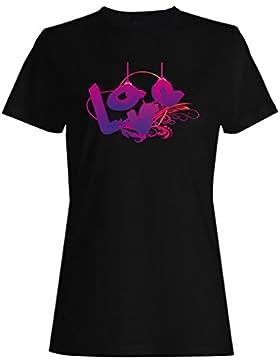 Te quiero regalo divertido del día de San Valentín camiseta de las mujeres d619f