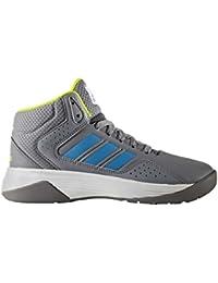 adidas CLOUDFOAM ILATION MID K - Zapatillas baloncestopara niños, Gris - (GRIS/AZUSOL/AMASOL), 6