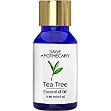 Sage Apothecary Tea Tree Essential Oil │100% Pure