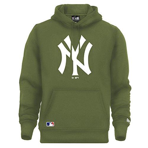 Sudadera capucha New Era – Mlb New York Yankees Po verde talla: S (Small)