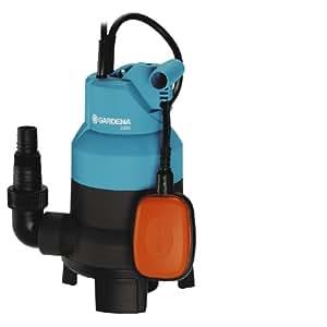 Gardena 1790-20 Pompe pour eaux usées 6000SP