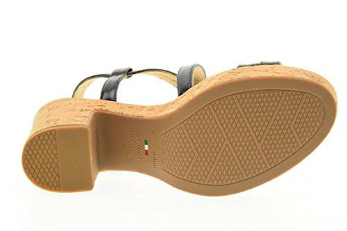 NERO GIARDINI chaussures sandales P717671D / 201 Bleu