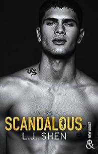 Sinners, tome 3 : Scandalous par L. J. Shen