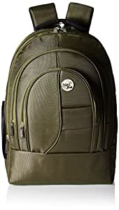 Maxplus Style Casual Backpack New Design (Green)