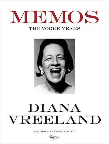 Diana Vreeland Memos: The Vogue Years (Journalist Kostüm)