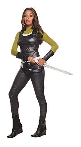 Gamora Adult Fancy dress costume (Of Guardian Gamora The Kostüm Galaxy)