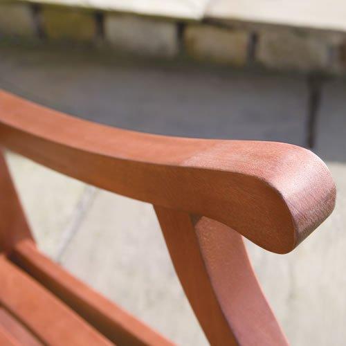 U0027Wellwoodu0027 Traditional Classic FSC Hardwood Rocking Chair  ...