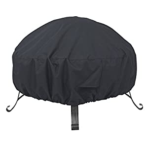 AmazonBasics Round Patio Fire Pit Cover