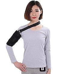 Parte superior del brazo Banda fija Bandolera Hombro articulación Carrera Hemiplejia Subluxación Cuidado del hombro Rehabilitación Abrazadera , l