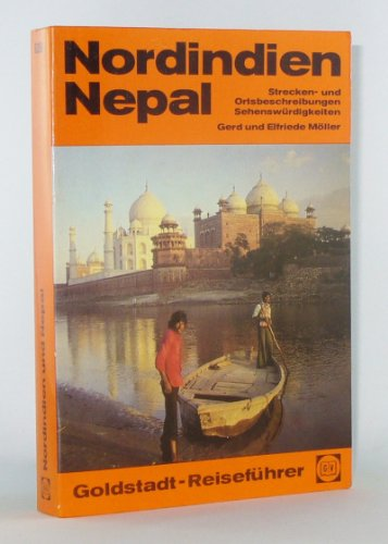 Nordindien und Nepal. Reiseführer.
