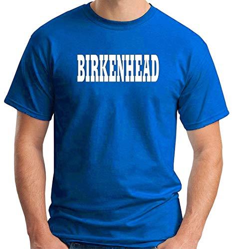 T-Shirt Mann Blau Royal WC0768 Birkenhead