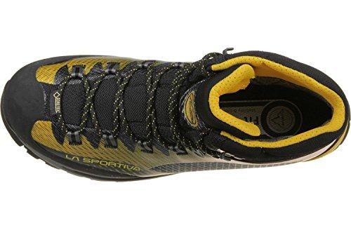 La Sportiva Trango TRK GTX chaussures trekking noir jaune