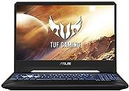 ASUS TUF Gaming FX505DT 15.6-inch FHD Laptop, Ryzen 7 3750H, GTX 1650 4GB GDDR5 Graphics (16GB RAM/512GB NVMe