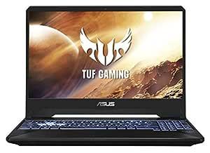 "ASUS TUF Gaming FX505DT 15.6"" FHD 120Hz Laptop GTX 1650 4GB Graphics (Ryzen 5-3550H/8GB RAM/1TB HDD + 256GB PCIe SSD/Windows 10/Gold Steel/2.20 Kg), FX505DT-AL189T"