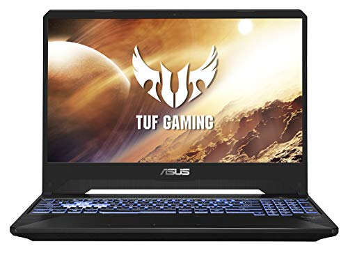 ASUS TUF Gaming FX505GT 15.6″ FHD 120Hz Laptop GTX 1650 4GB Graphics (Core i7-9750H 9th Gen/16GB RAM/512GB PCIe SSD/Windows 10/Black/2.20 Kg), FX505GT-AL007T