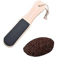 LIULIFE Fußfeile Entfernen Sie Abgestorbene Haut Geile Schwielen Reiben Füße Board Foot Care Tools Fuß Stein Pedicure... preisvergleich bei billige-tabletten.eu