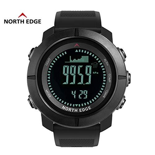 Smartwatch , Chshe TM , Digitaler MilitäRsport-Smartwatch FüR Herren Mit Wasserdichtem Kompass-HöHenmesser - Sim Handys Lg Entsperrt