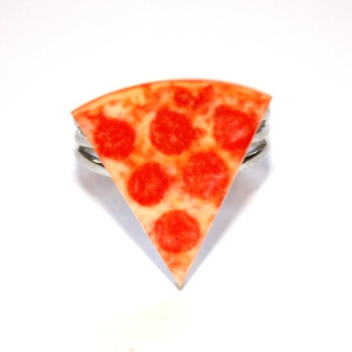 Sour Cherry Pizza Ring (Fully Adjustable)