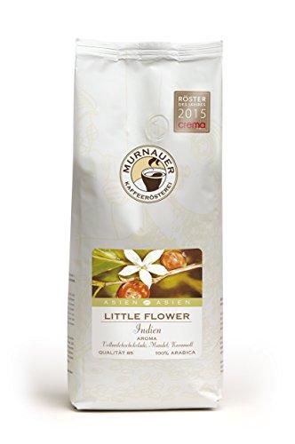 LITTLE FLOWER - Kaffee aus Indien - 100 % Arabica (1KG - Bohnen)
