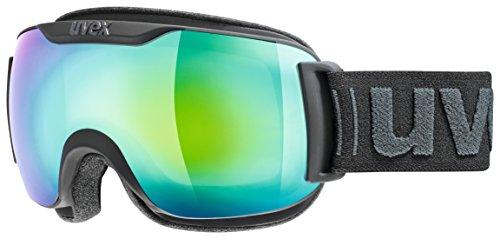 Uvex Downhill 2000 S FM Skibrille, black, One size