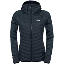 The North Face W Thermoball Gordon Lyons Hoodie - Chaqueta para mujer, color multicolor, talla L