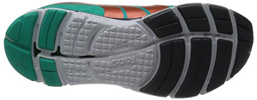 Puma Faas 600 V2, Chaussures de running homme Vert (Green/Grenadine/Turbulence)
