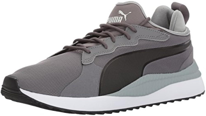 PUMA Men's Pacer Next Sneaker Smoked Pearl Black 9.5 M US