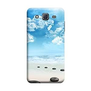 Ebby Premium 3d Desinger Printed Back Case Cover For Samsung J7 2016 (Premium Desinger Case)
