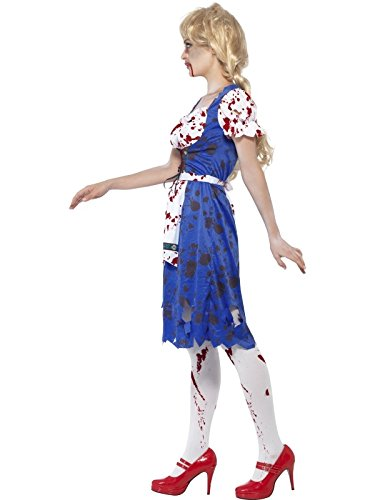 ZOMBIE Frauen kostümieren BAVAROIS S