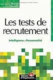 Tests de recrutement...
