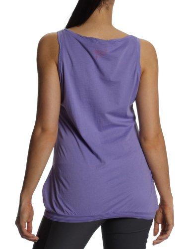PUMA Damen Tank Shirt, Organic Cotton dahlia purple