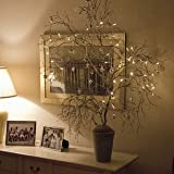 Battery Operated Fairy Lights with 10 Warm White LEDs by Lights4fun Bild 6