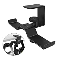 6amLifestyle Stand Headphones Desk Nero Doppio
