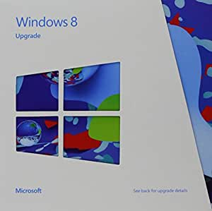 Windows 8 Upgrade Version