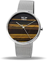 79e6d1af3377 Amazon.es  Davis - Acero inoxidable  Relojes