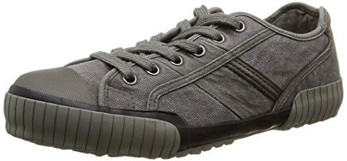 TBS  Crocky,  Sneaker Uomo, grigio (Gris (Fonte)), 42 EU