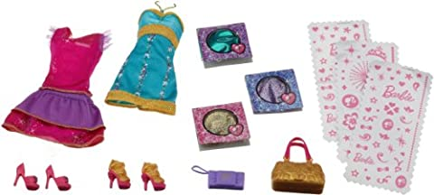 Mattel - V2241 - poupée Barbie Glitter Glam Vac