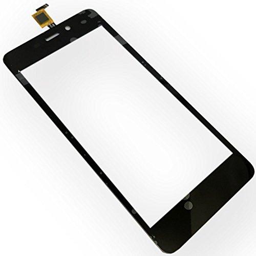 Ersatzglas für ZTE Blade A452 Displayglas Glas Touch Screen Digitizer (KEIN LCD) Schwarz Touch Scheibe Reparatur Ersatzteil