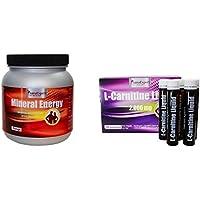 Premium Sport Set: Mineral Energy drink + L-Carnitine Liquid